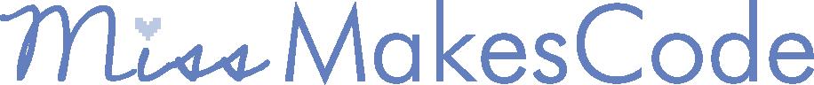 MissMakesCode logo