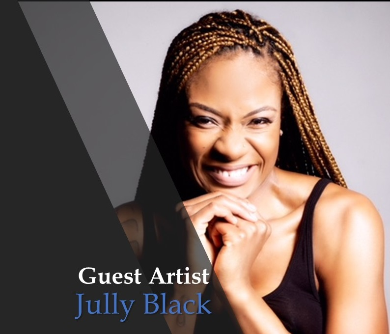 Special Guest Artist Jully Black