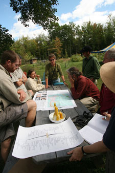 PDC at Moose Pond with Western Foothills Land Trust