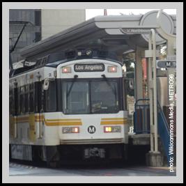 Los Angeles transit