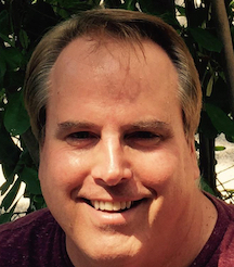 Greg Makowski's face
