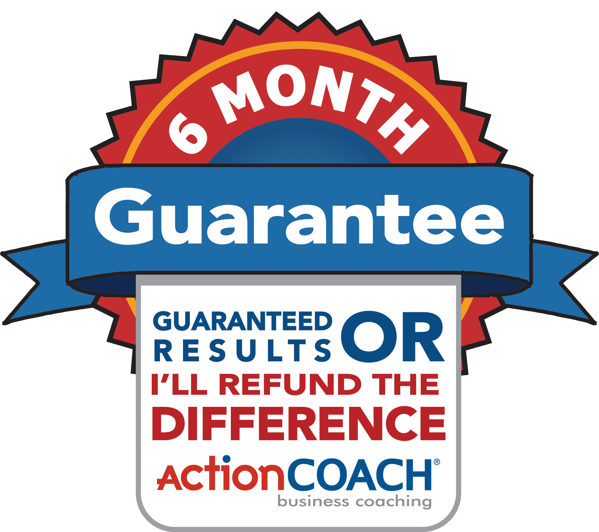 ActionCoach 6 month ROI Guarantee