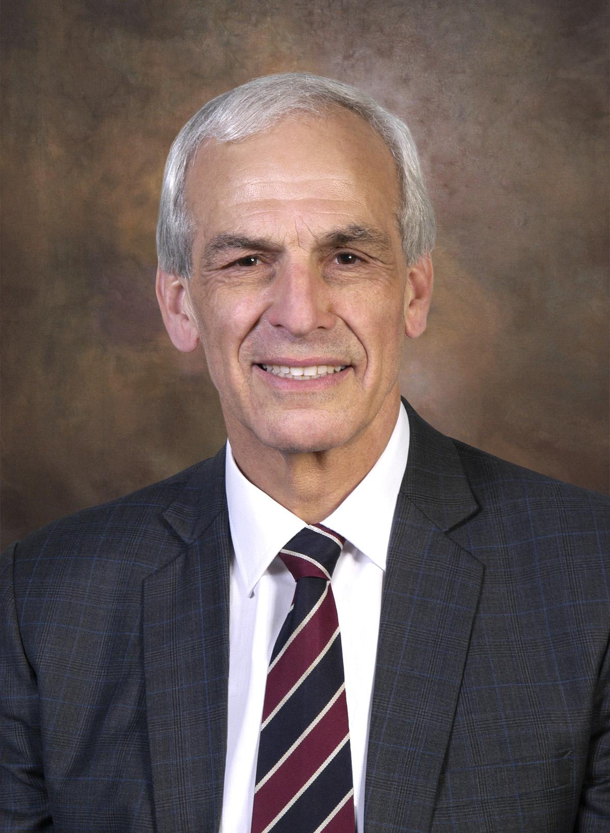 Professor Hugh Bradlow