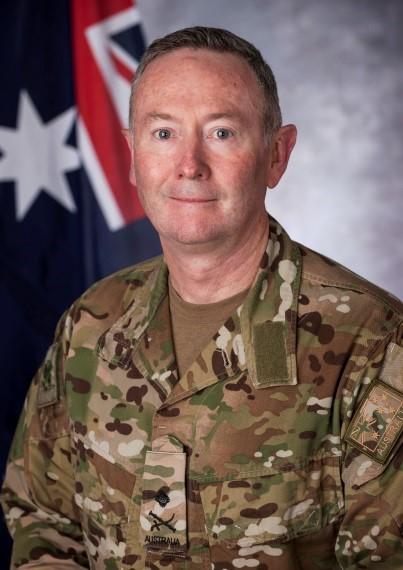 Major General Jeff Sengelman (retired)