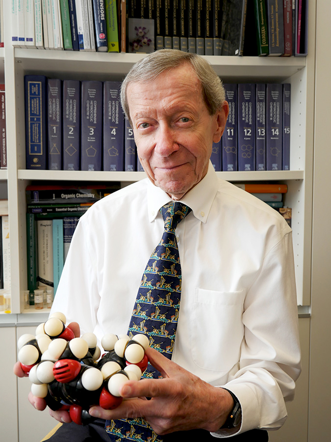 Professor David Black