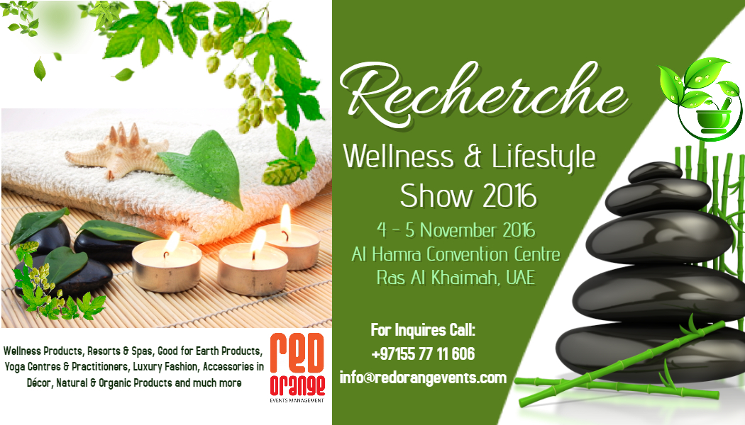 Recherche - Wellness and Lifestyle Show 2016