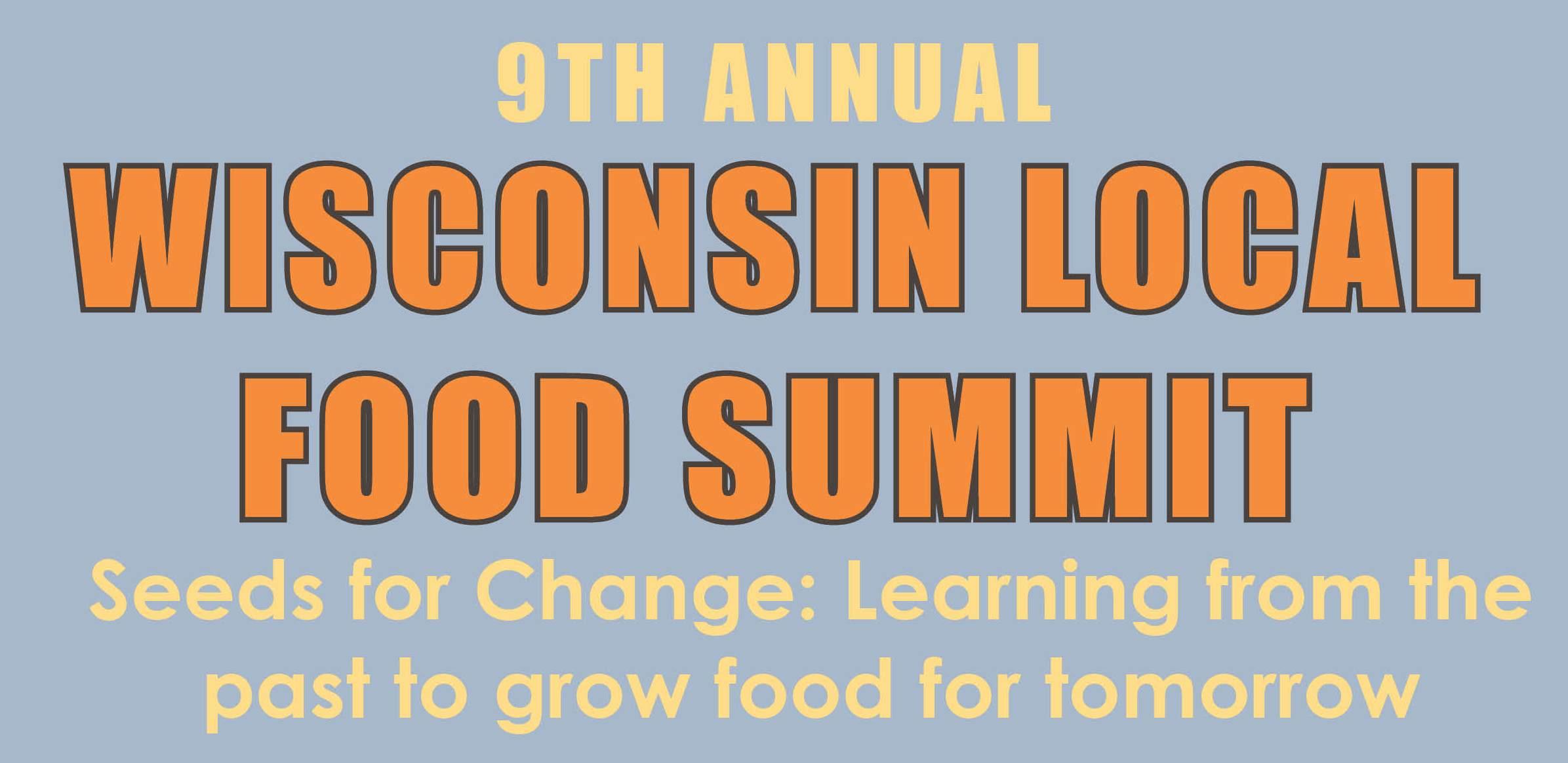 Local Food Summit Logo