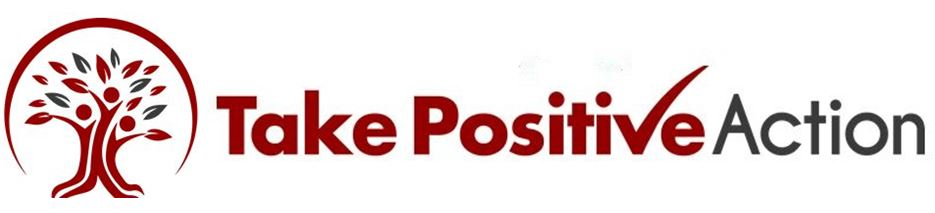 Take Positive Action Logo Header
