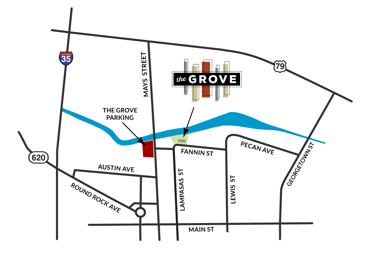 The Grove - Parking