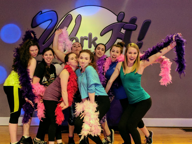 Host your private party at Work It Dance and Fitness