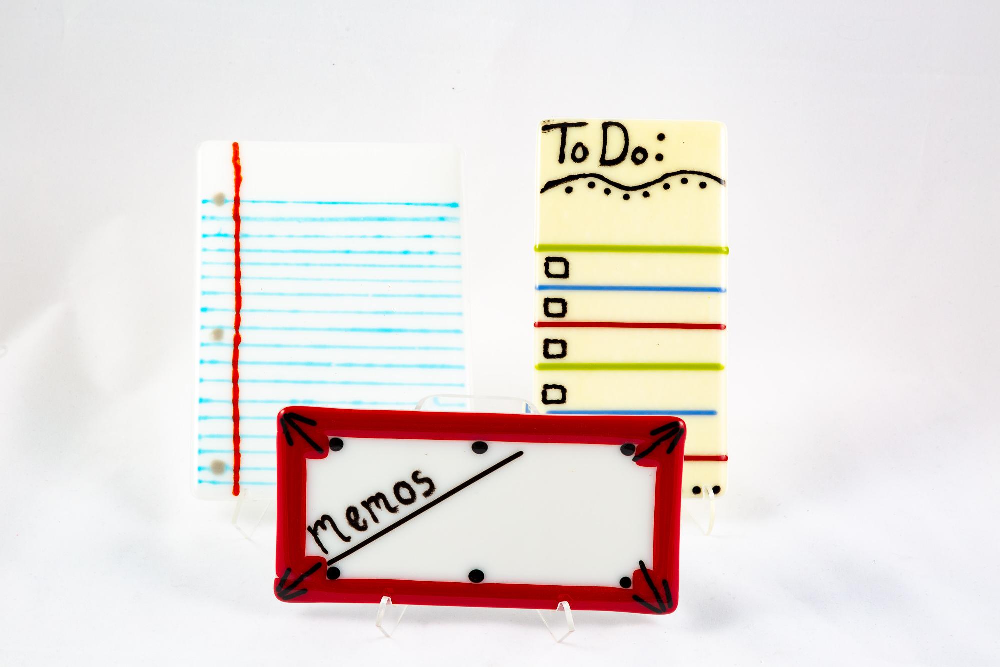 Dry Erase Message Board
