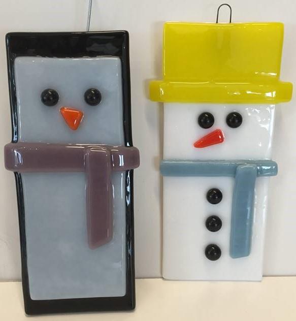 Penguin & Snowman