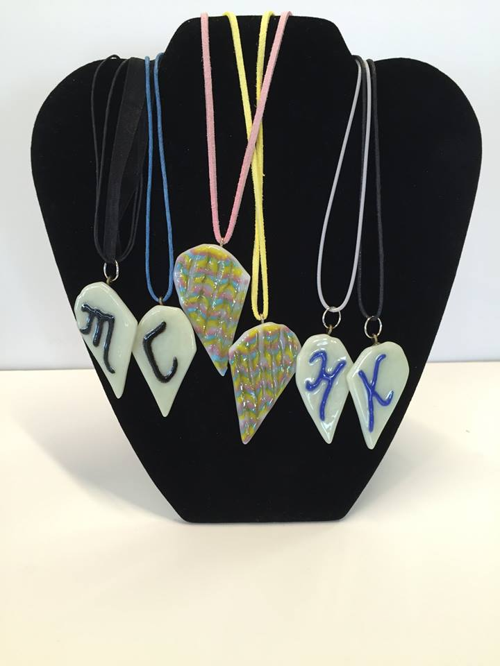 Friendship Pendants