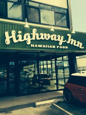 Highway Inn in Kaka'ako