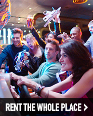 Dave and Buster's - Plan Your Event