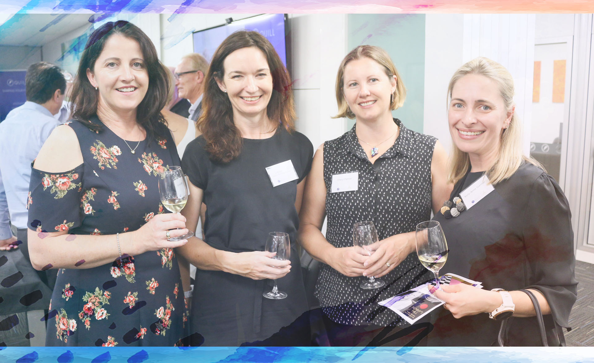 Women at Wine & Wellbeing
