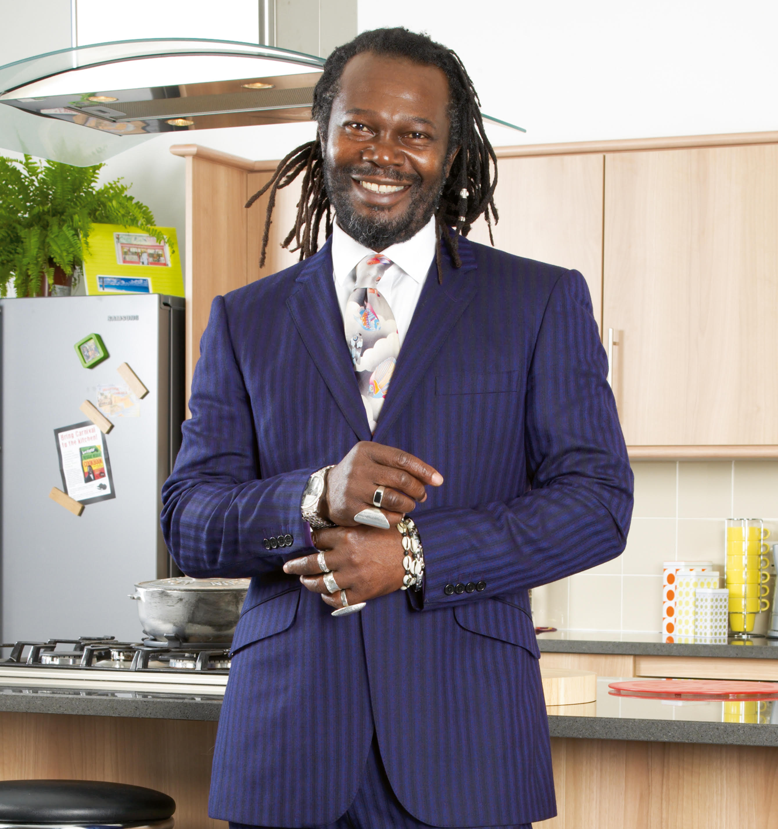 Picture of Levi Roots