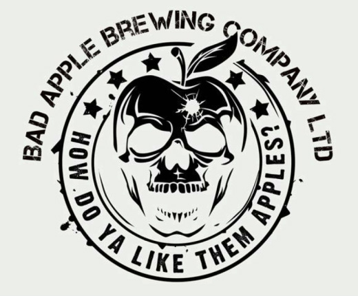 Bad Apple Brewing Company Logo