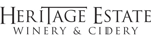 Heritage Estate Winery & Cidery Logo
