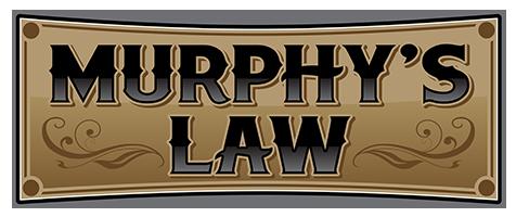 Murphy's Law Logo