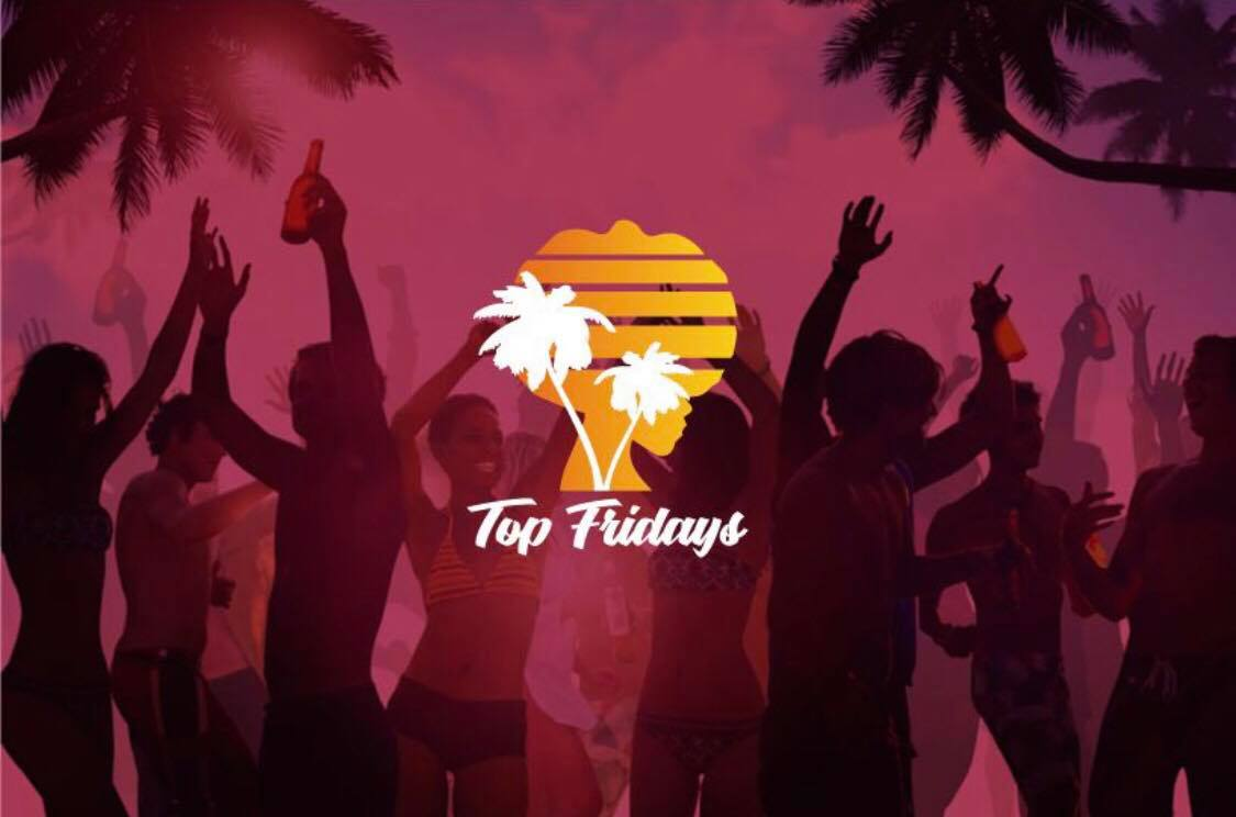 TOP FRIDAYS DC | WARM ROOFTOP VIBES
