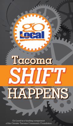 Go Local - Tacoma SHIFT Happens!