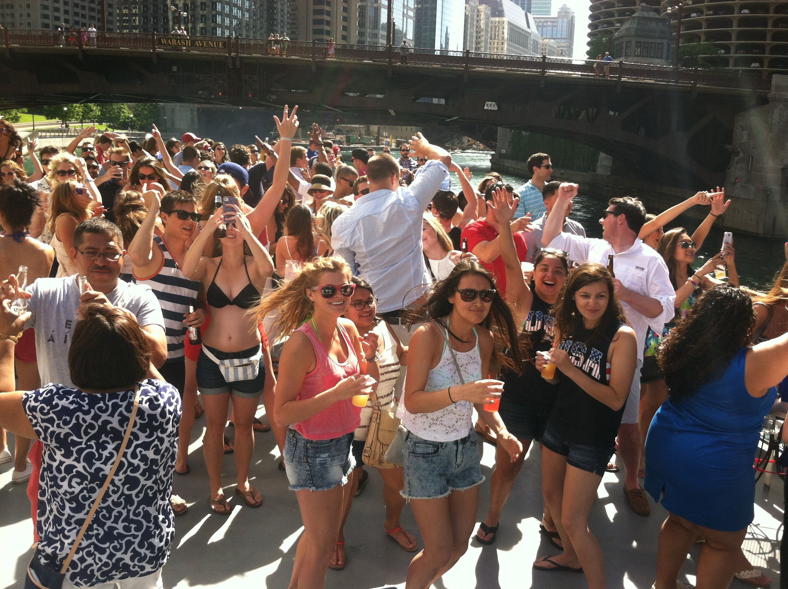 Halloween Costume Party Saturday Afternoon Skyline Booze Cruise ...