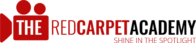 THE RED CARPET ACADEMY LOGO