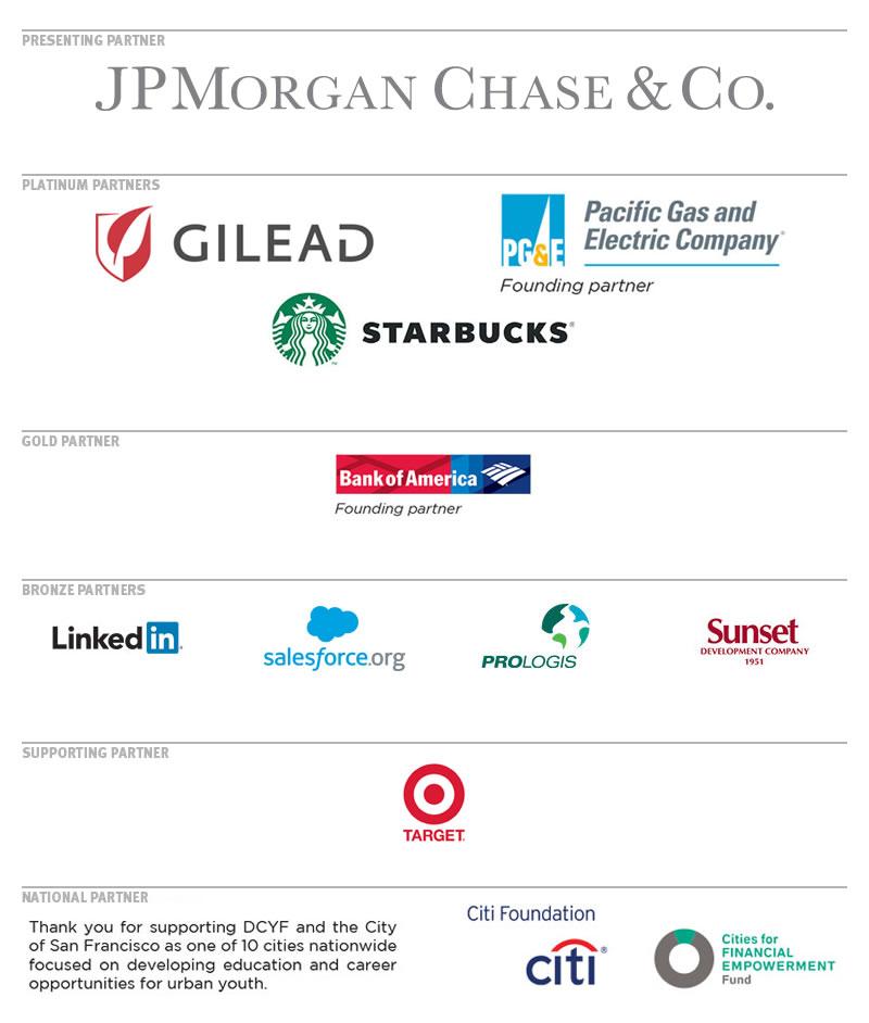 Resource Fair sponsor logos