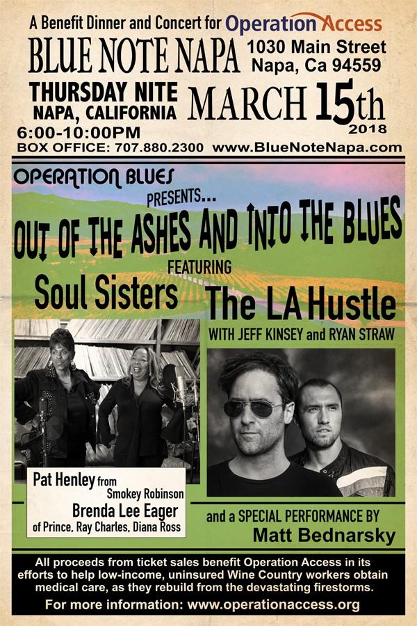 Blue Note Flyer