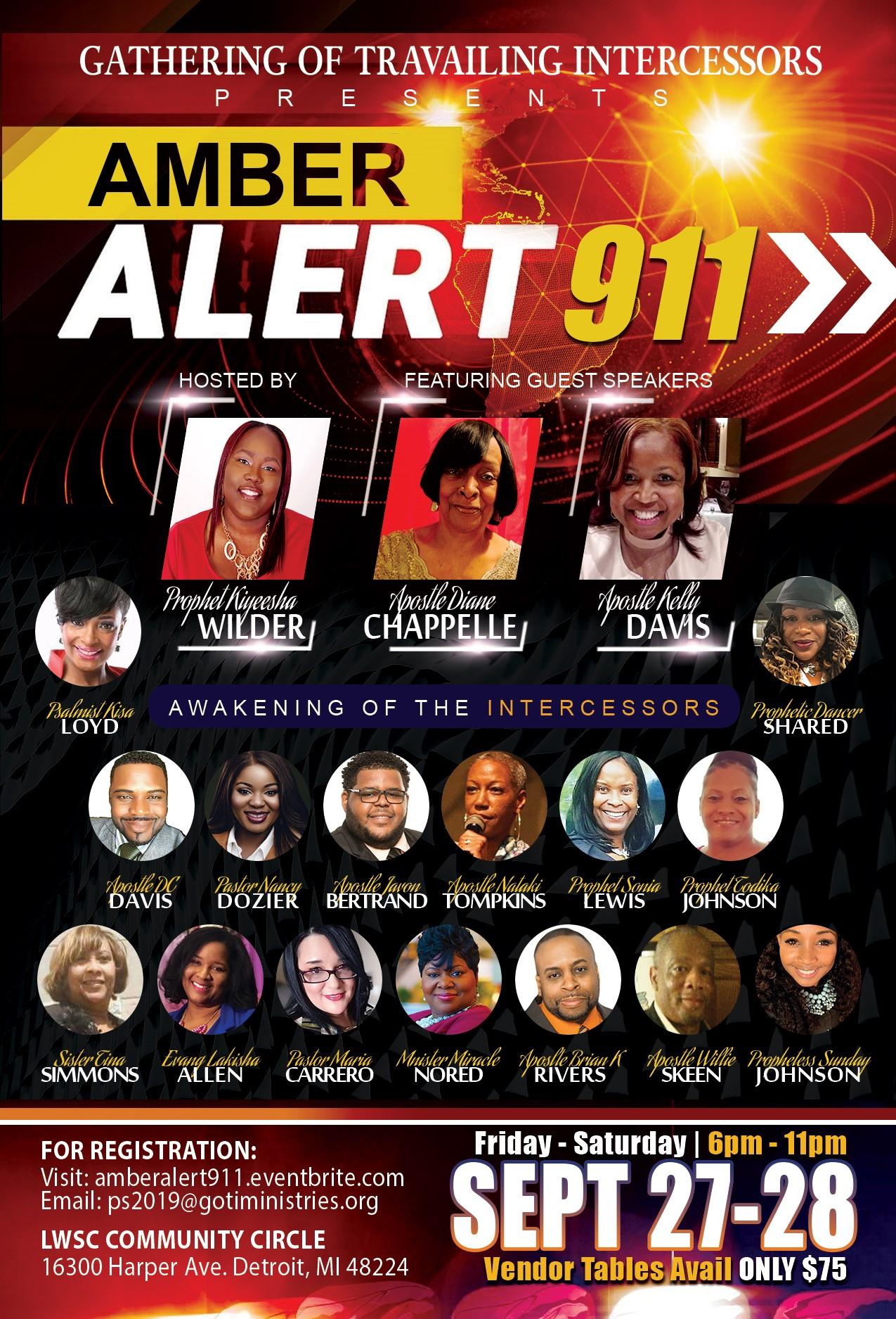 Amber Alert 911