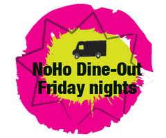 Live Music @ NoHo Dine Out Fridays