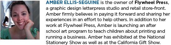 Amber Ellis Seguine
