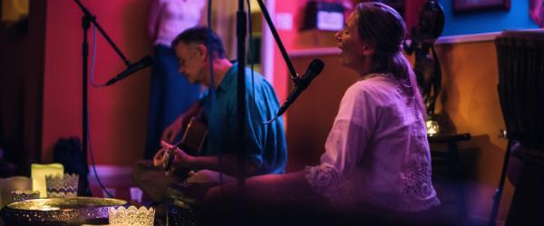 acoustic kirtan