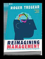 Reimagining Management Book Cover