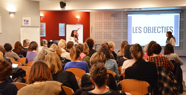 Journées de l'Entrepreneuriat Féminin 2018 - Potentielles