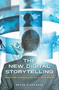 New Digital Storytelling book caover