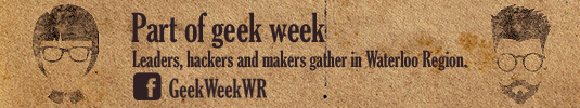 Part of Geek Week