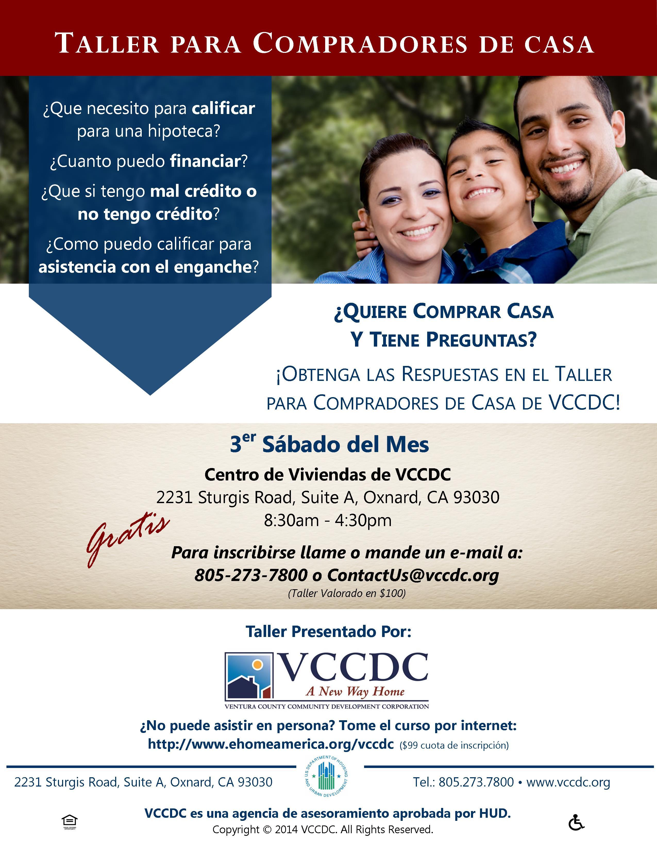VCCDC HBE Spanish