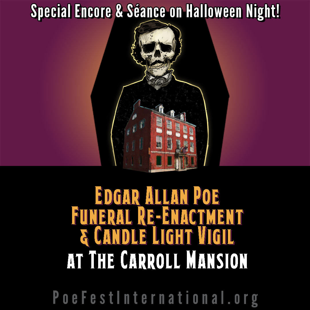 Encore presentation and seance Halloween Night!