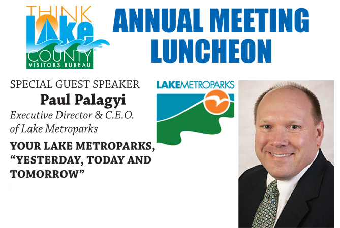 2016 Lake County Visitors Bureau Annual Meeting Luncheon ...