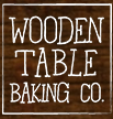 Wooden Table Baking