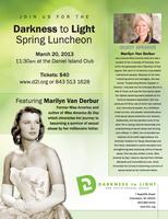 Darkness to Light Spring Luncheon with Marilyn Van Derbur