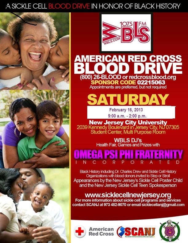 blood drive 2013