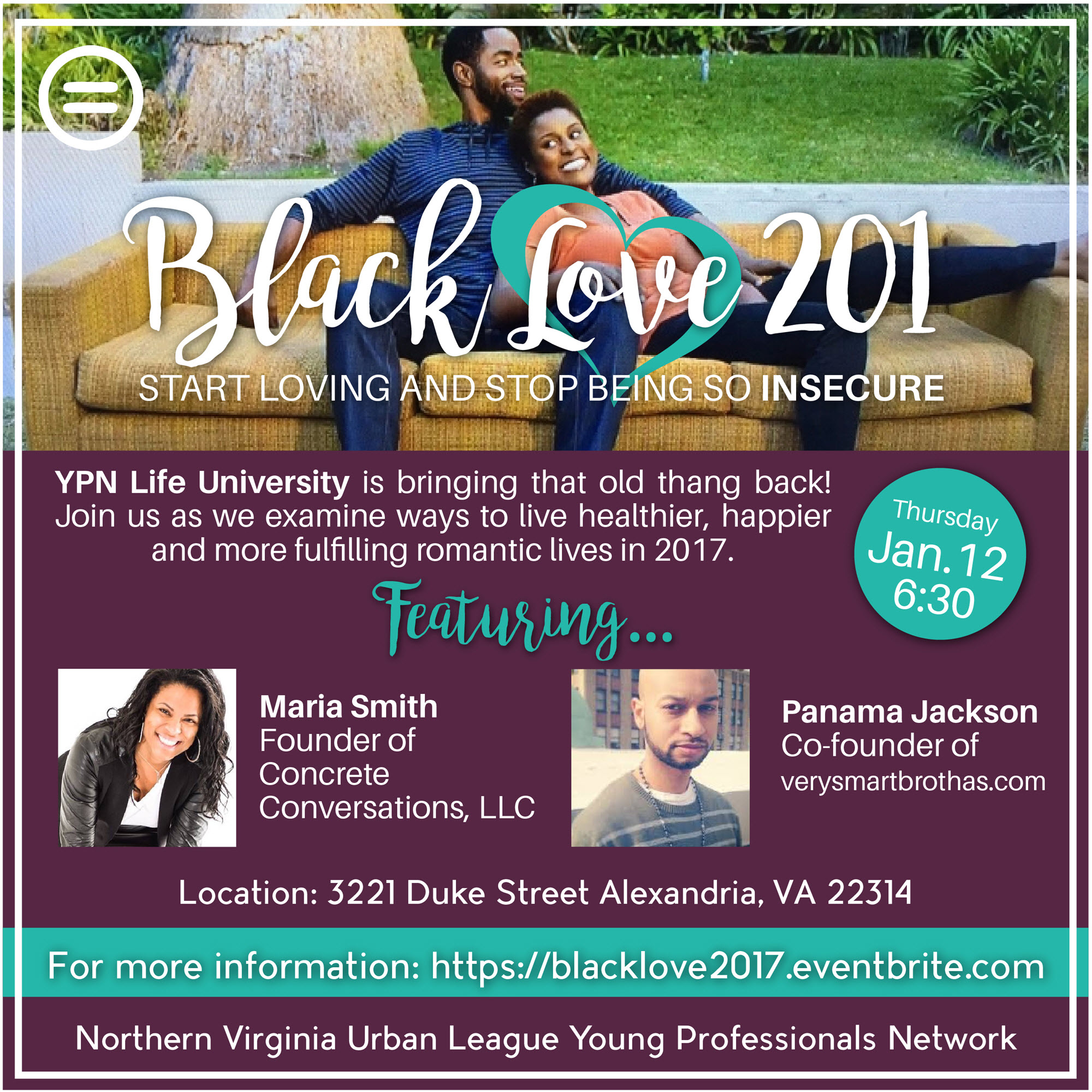 BlackLove      How to Start LOVING and Stop Being so INSECURE     Eventbrite