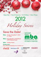 "2012 NBMBAA Atlanta Chapter ""Holiday Soiree"""
