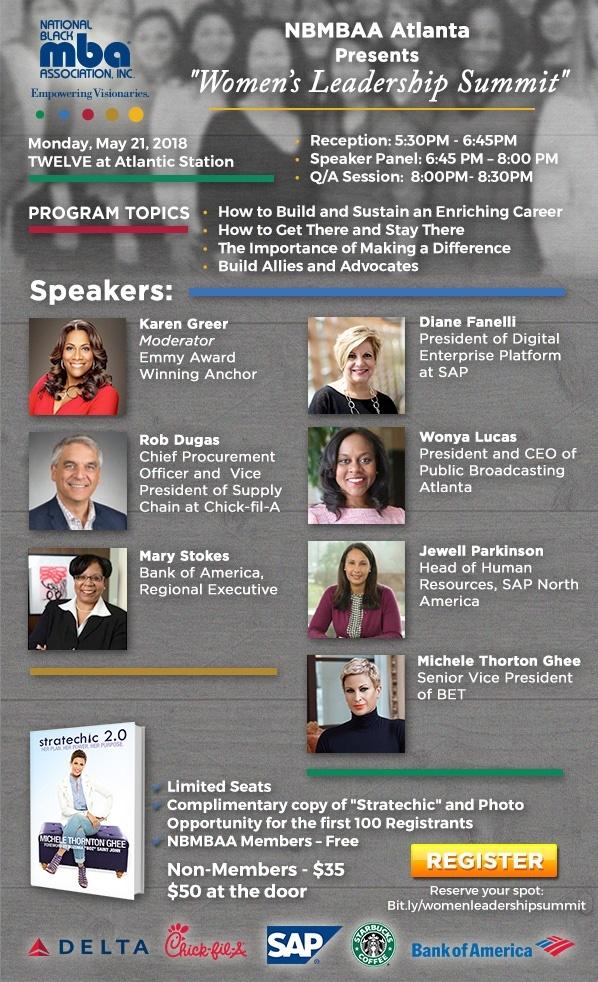 Women's Leaderhsip Summit
