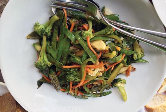 Verduras de Marta Bernat