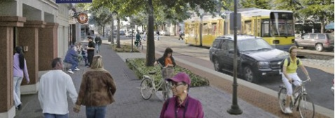 complete street vision