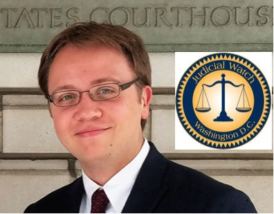 Judicial Watch Attorney Eric Lee